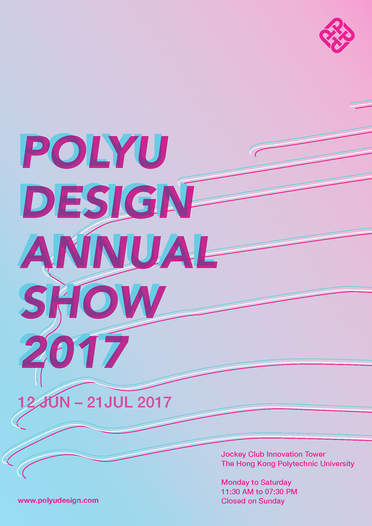 Poster design university - Two Sets Of Proposed Poster Design For The Hong Kong Polytechnic University Design Annual Show 2017