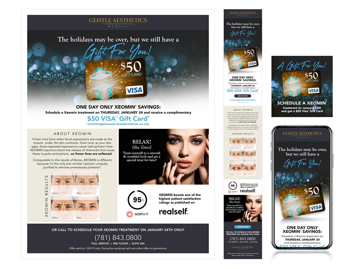 email marketing medspa marketing medical marketing mailchimp iSmartMD