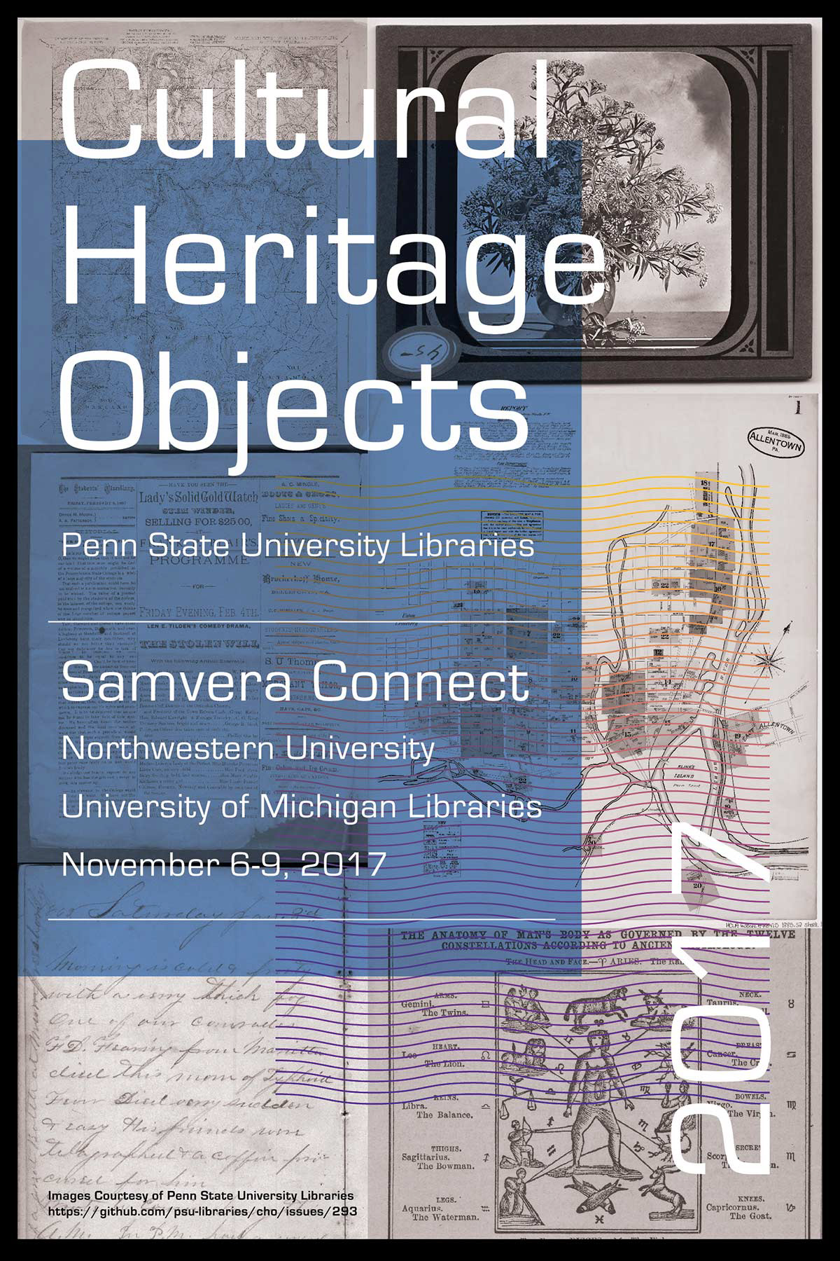 poster design libraries Universities open source software