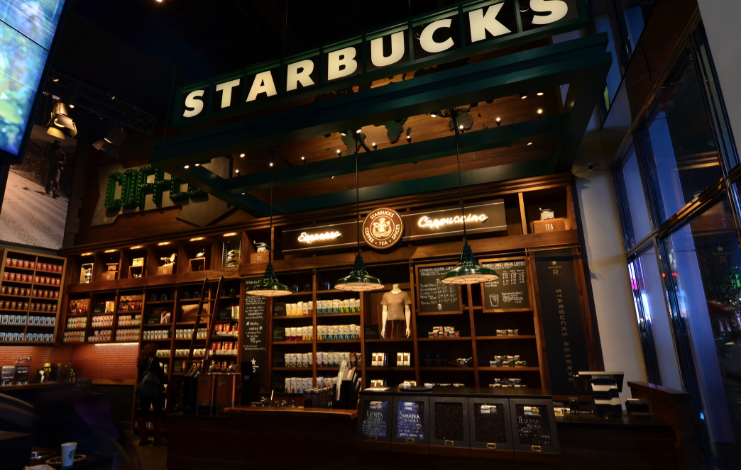 Starbucks brand strategy experience design on behance for New york times interior design