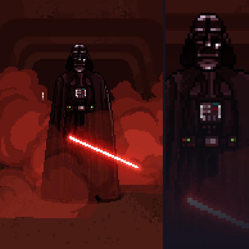Rogue One Pixel Art On Behance