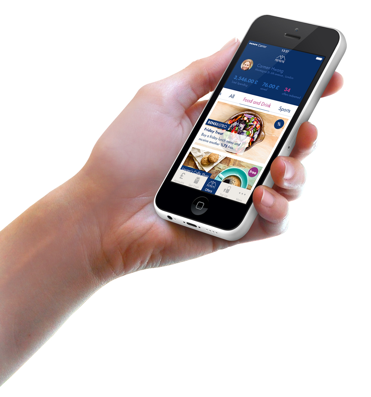 user interface design UI/UX Design Mobile Application iphone app