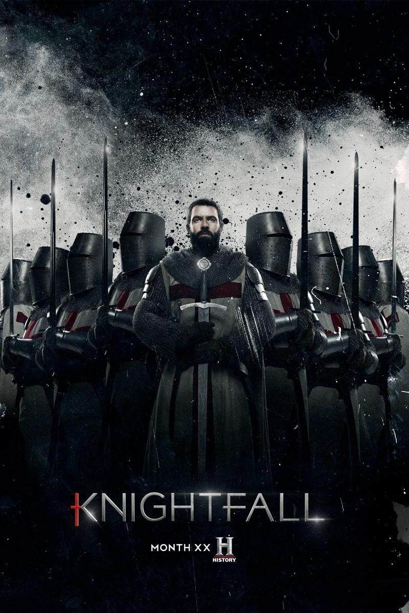 knightfall serie deutsch