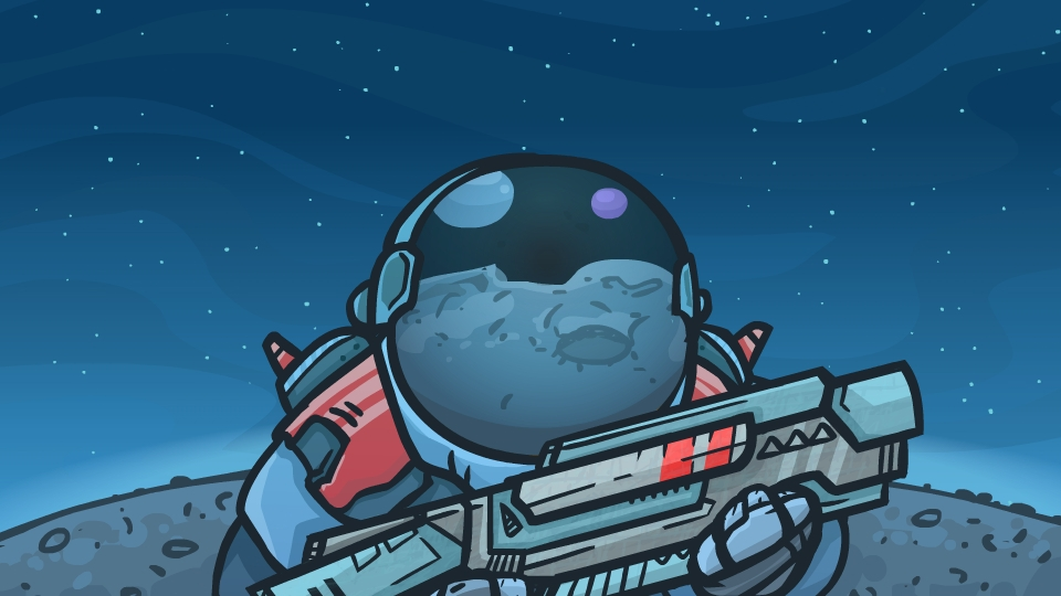 Space  universe Icon appstore Google Play
