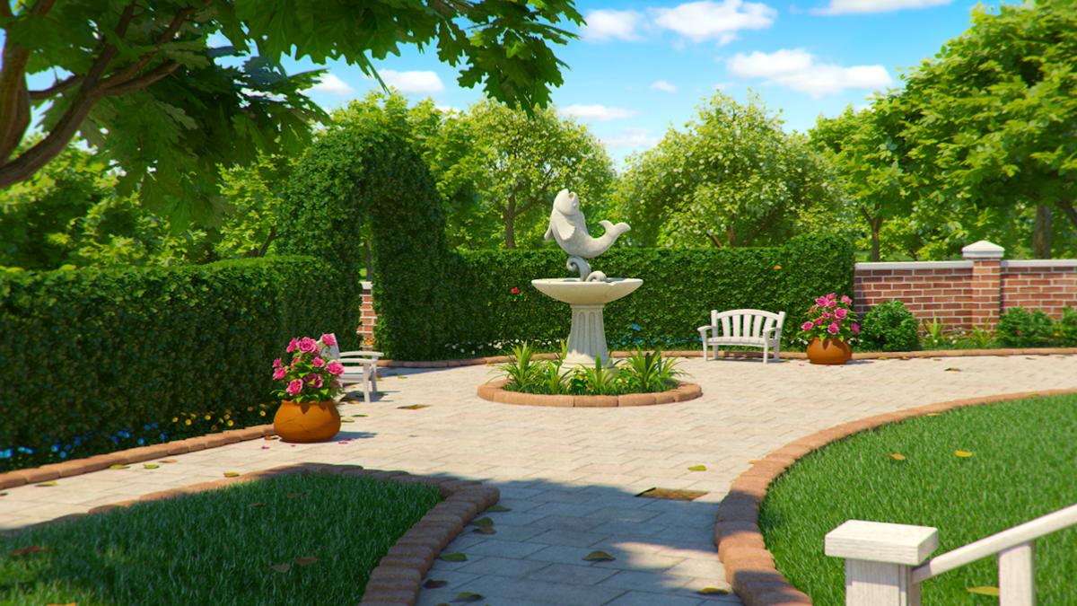 Gardenscapes Intro