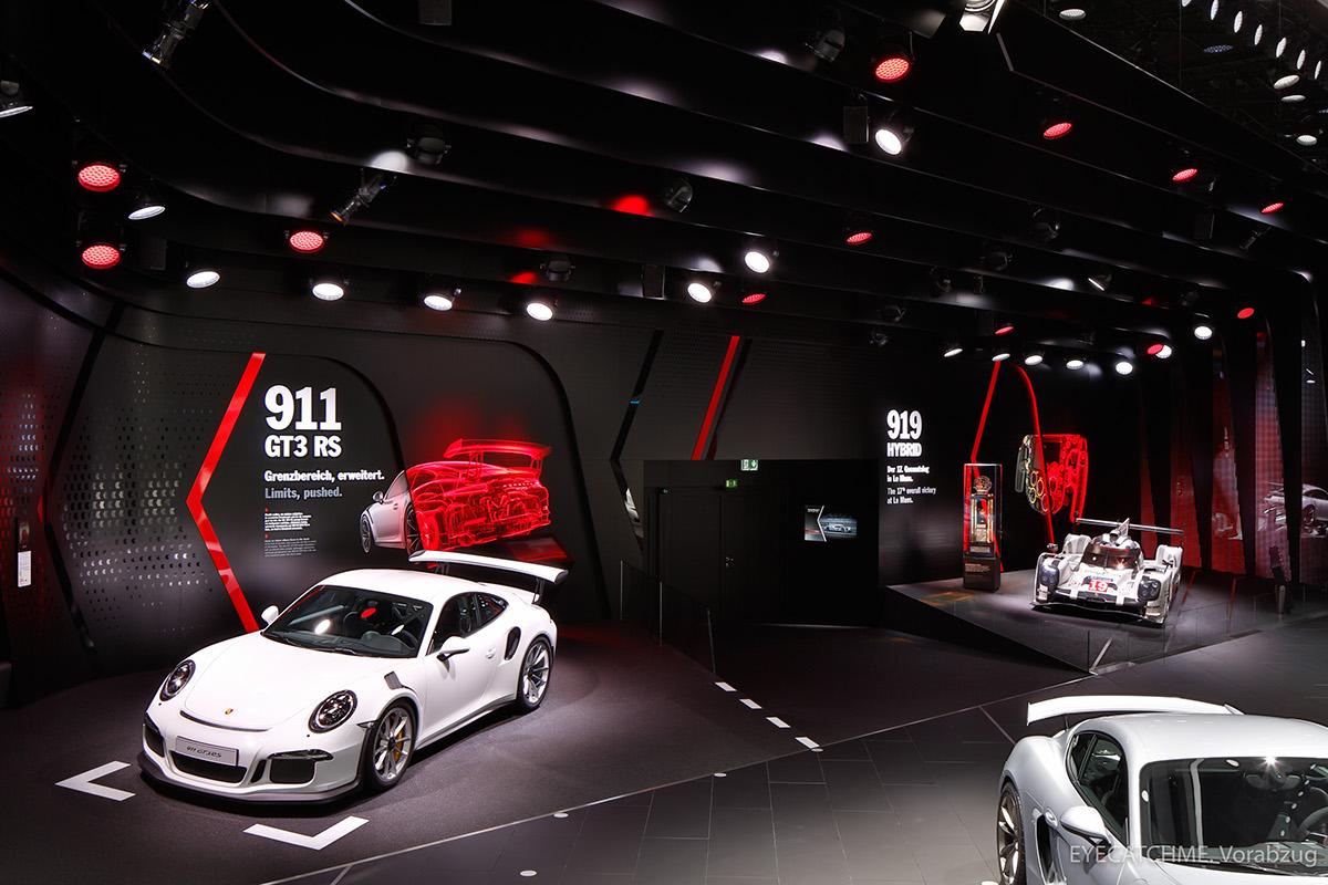 IAA 2015 Porsche on Behance