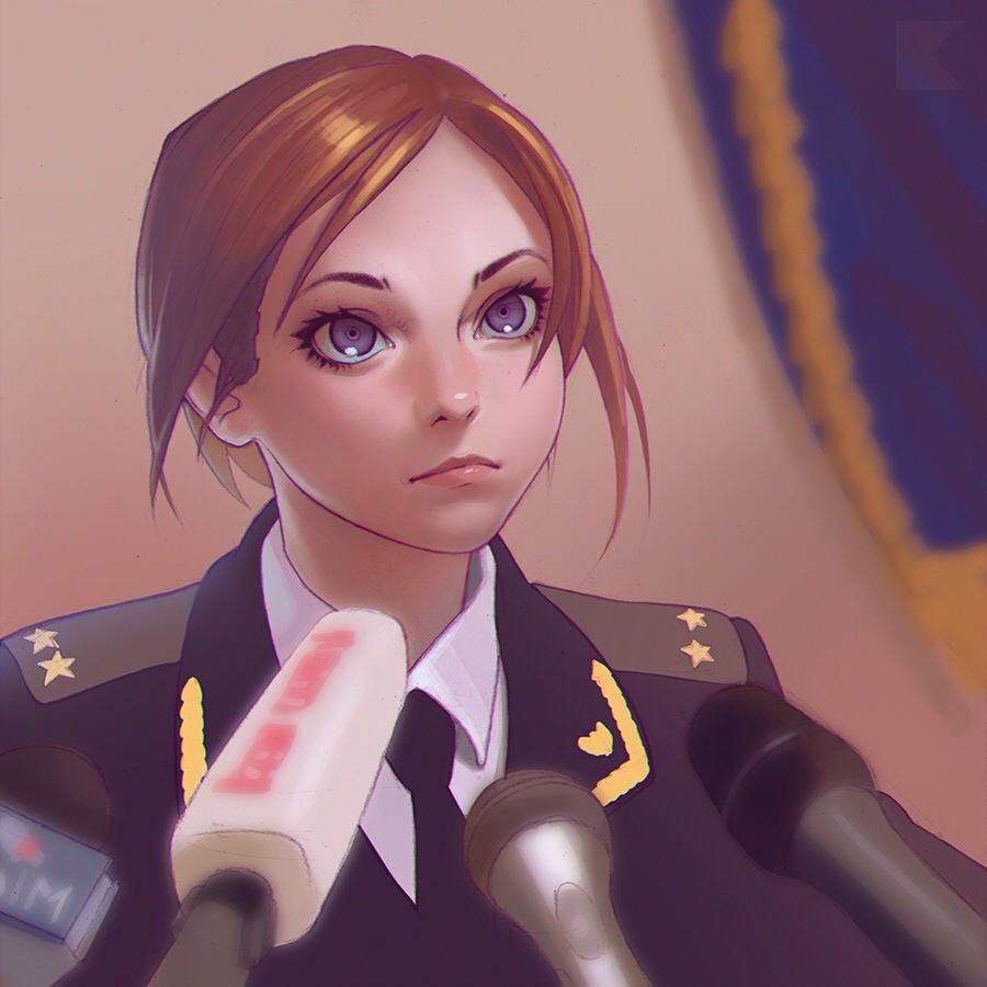 Natalia Poklonskaya Art