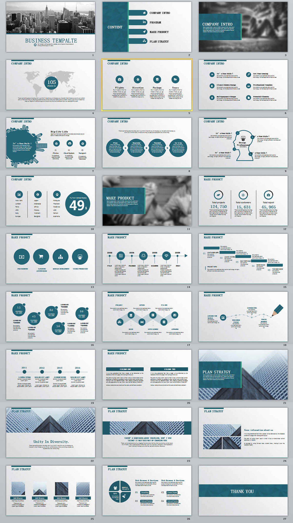 27-business-report-professional-powerpoint-templates on ...