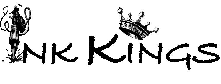 Ink Kings Tattoo Studio - Logos on Behance