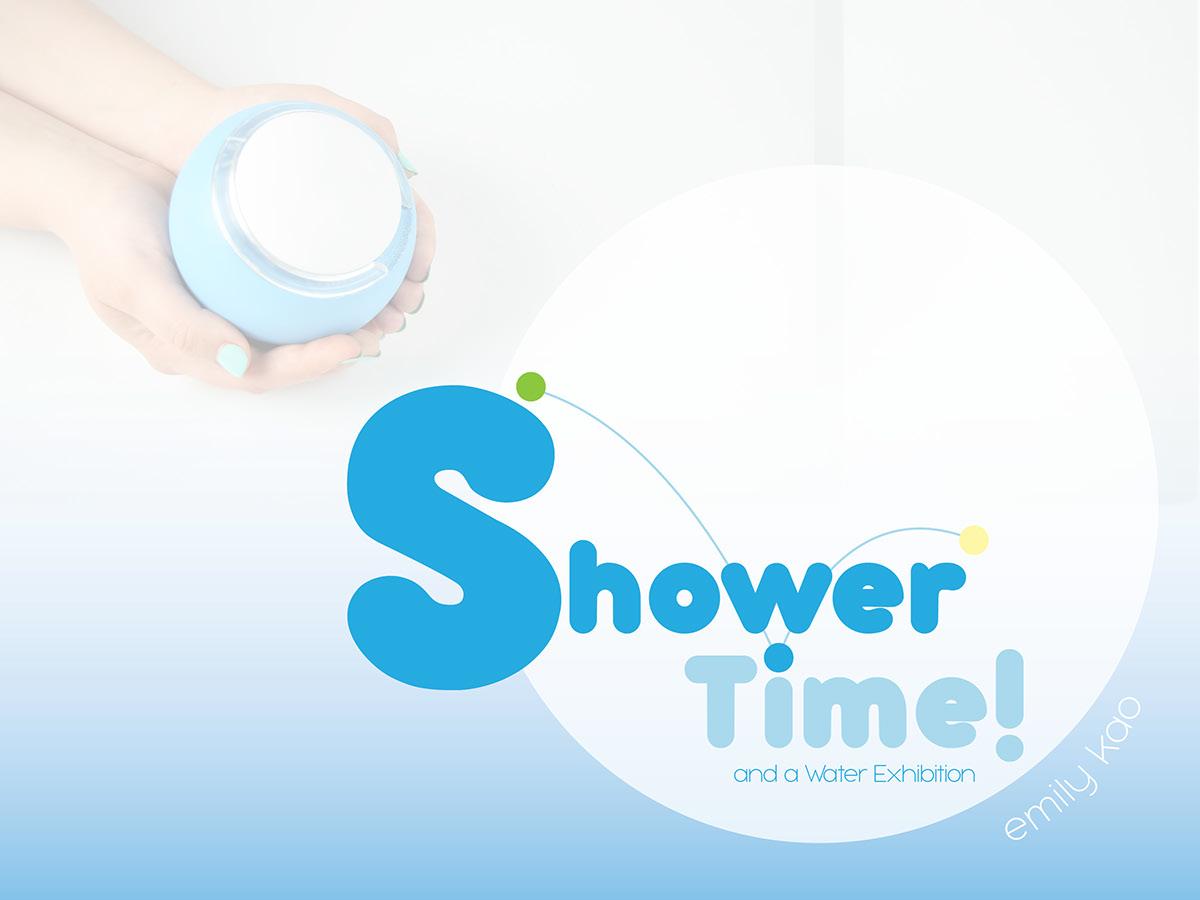 Shower Time on Behance