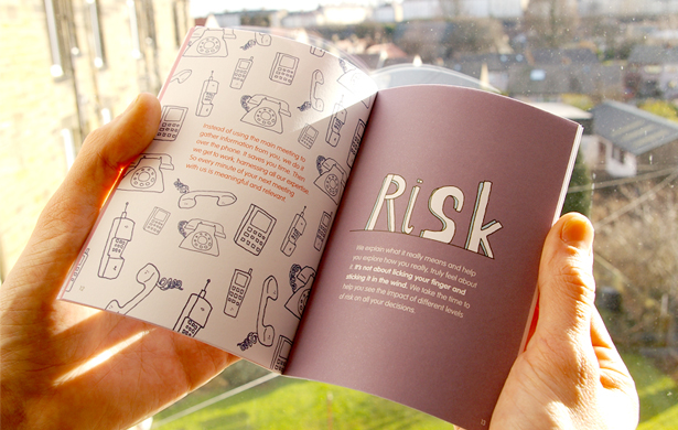 financial book Booklet