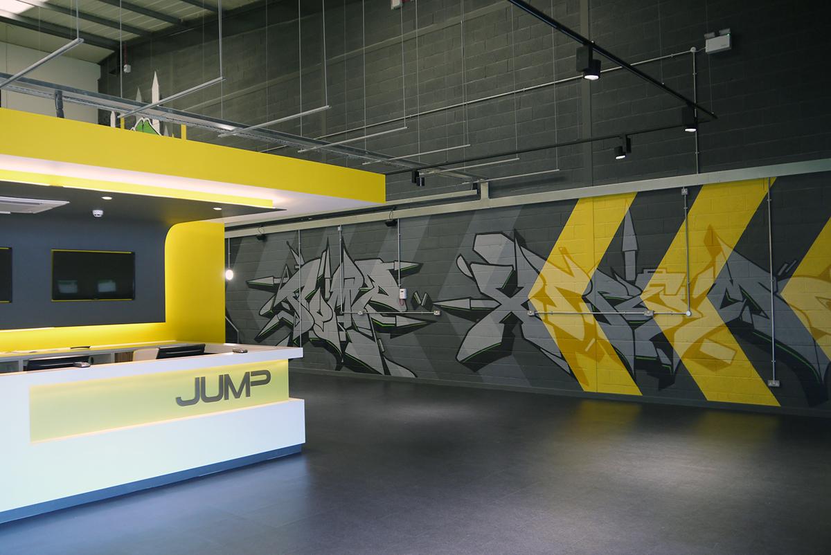 Jump Xtreme Interior On Behance
