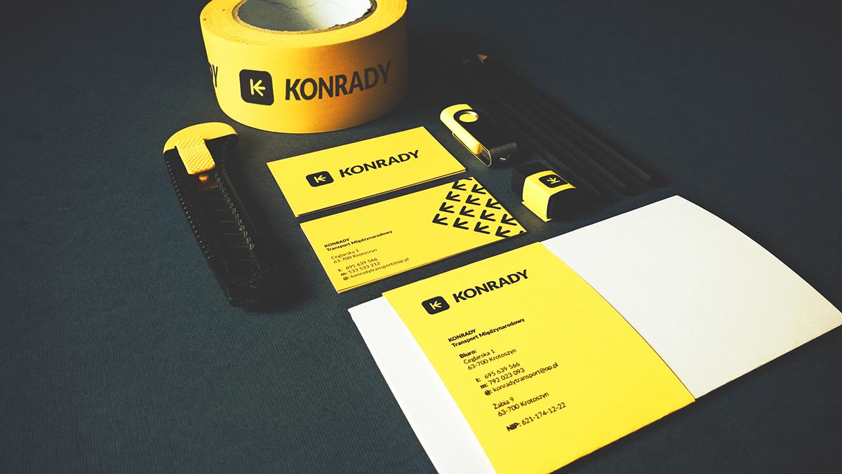 Konrady Transport Konrady Krotoszyn muchadsgn.com muchaDSGN Konrad Moszyński