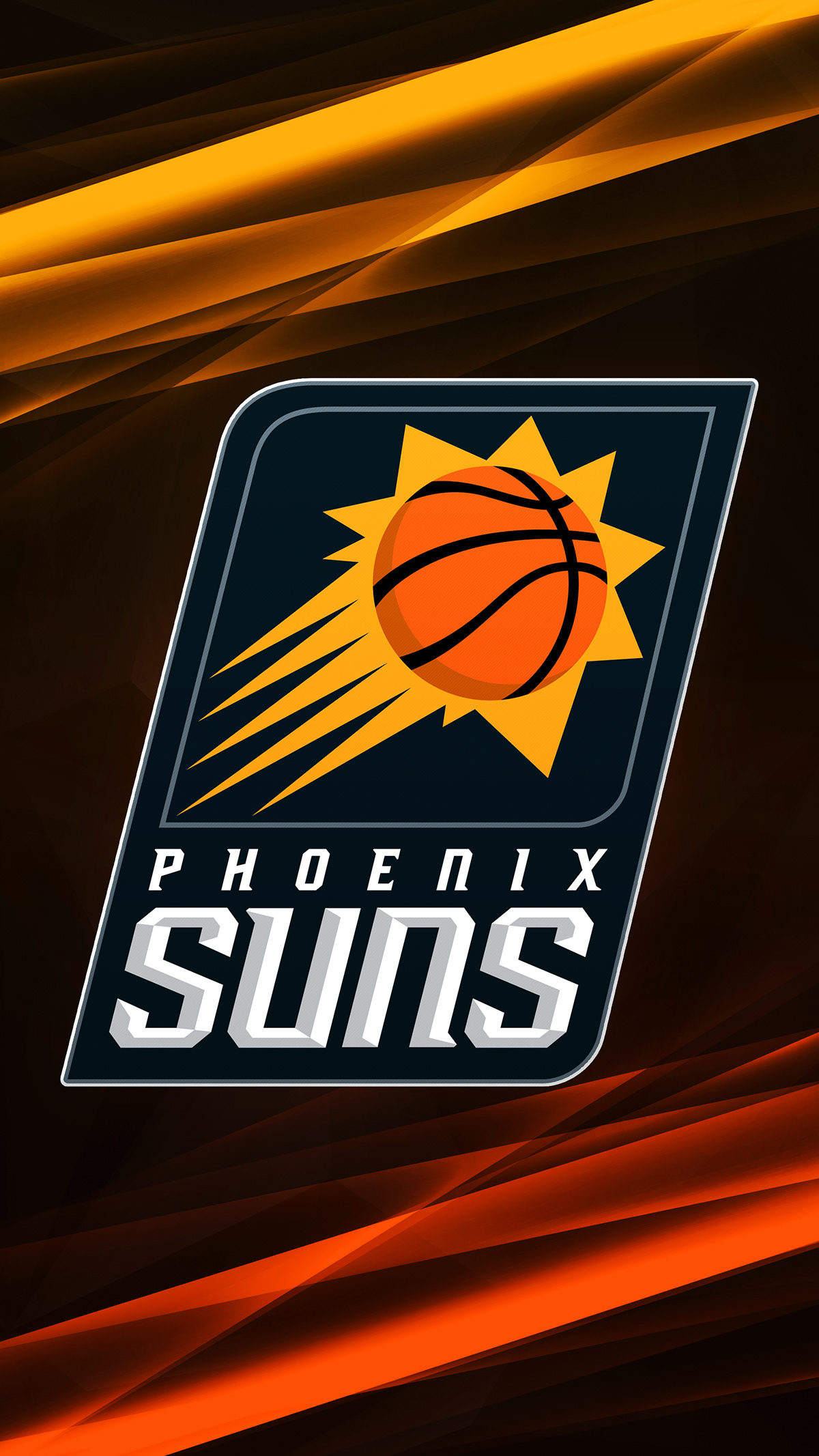 NBA Logo Phone Wallpapers on Behance
