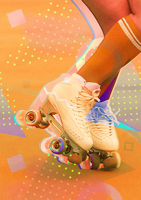 collage figure skating Patinação artística