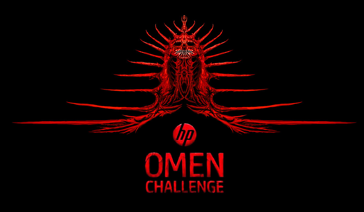 Winner logo hp omen intel extreme masters 2016 katowice on - Omen wallpaper ...