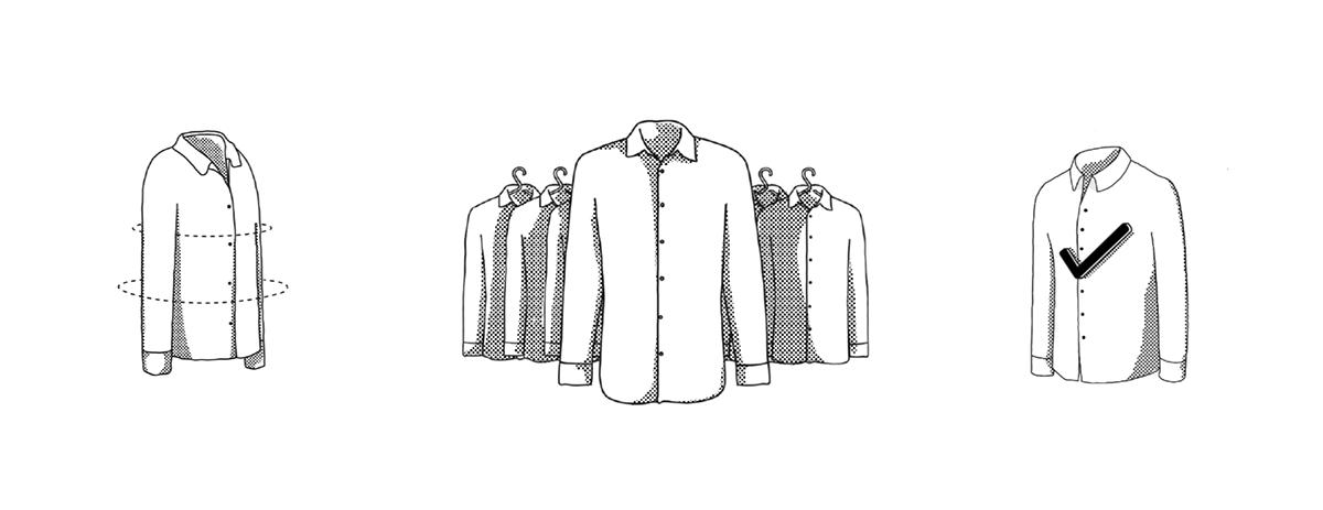 animation  clothes Fashion  ILLUSTRATION  model