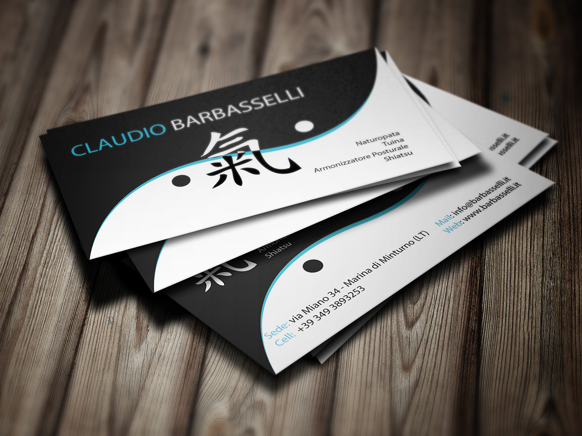 brand identity Logo Design business card