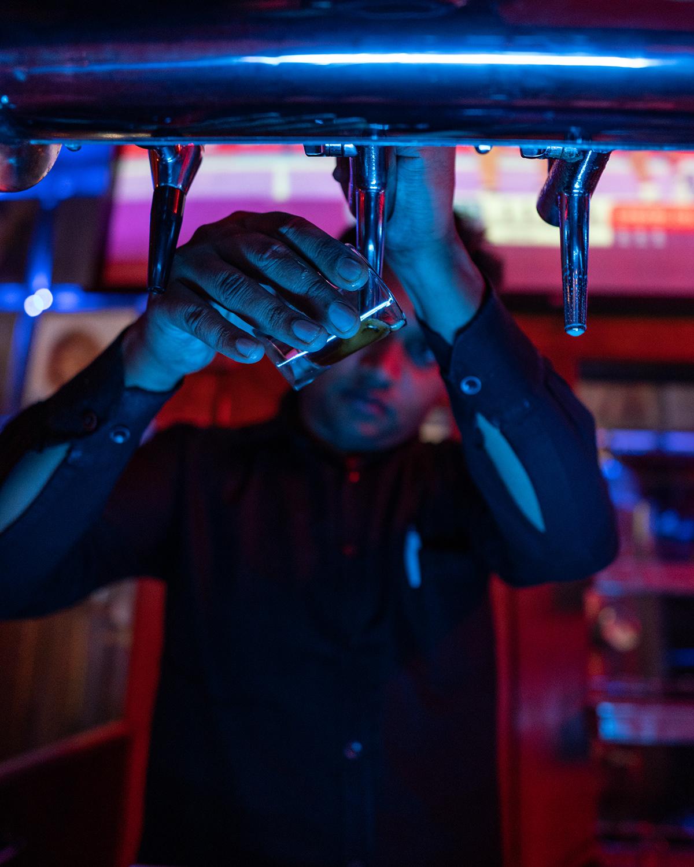 photo ambience beer drinks Food  mood restaurant bar pub night