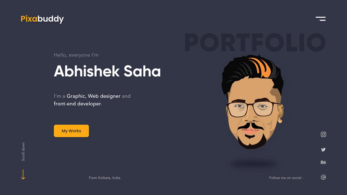 Adobe Designer Adobe XD Clean UI designer designs Logo Designs ui designs UX Designs web designs web development