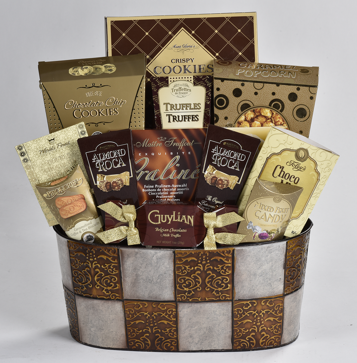 2017 holiday gift basket