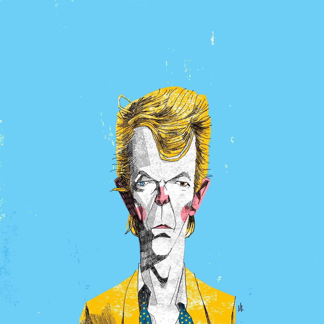 Celebrity music british portrait persona david bowie Film   Pop Art pop culture rock n roll