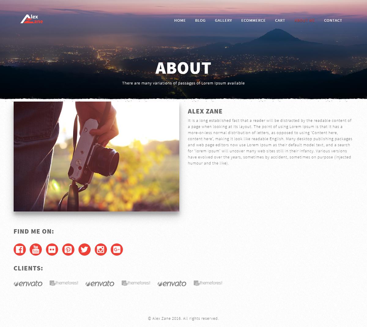 HTML 5 wordpress