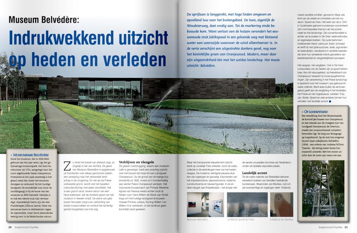 Inspirerend Fryslan magazine jeroenrijpstra print design