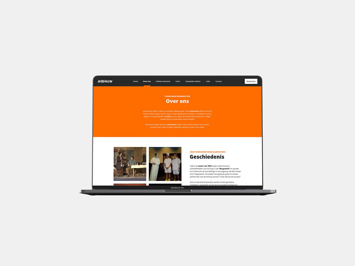 ux UI Webdesign Webdevelopment wordpress Responsive Website front-end development