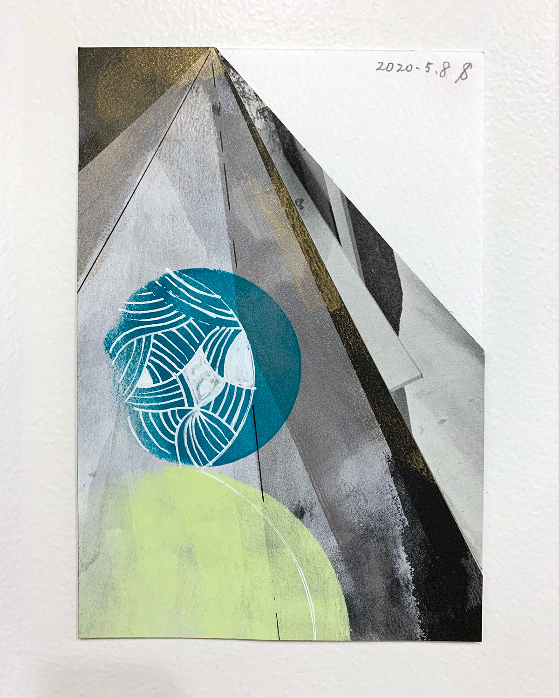 Image may contain: ball, abstract and stationary