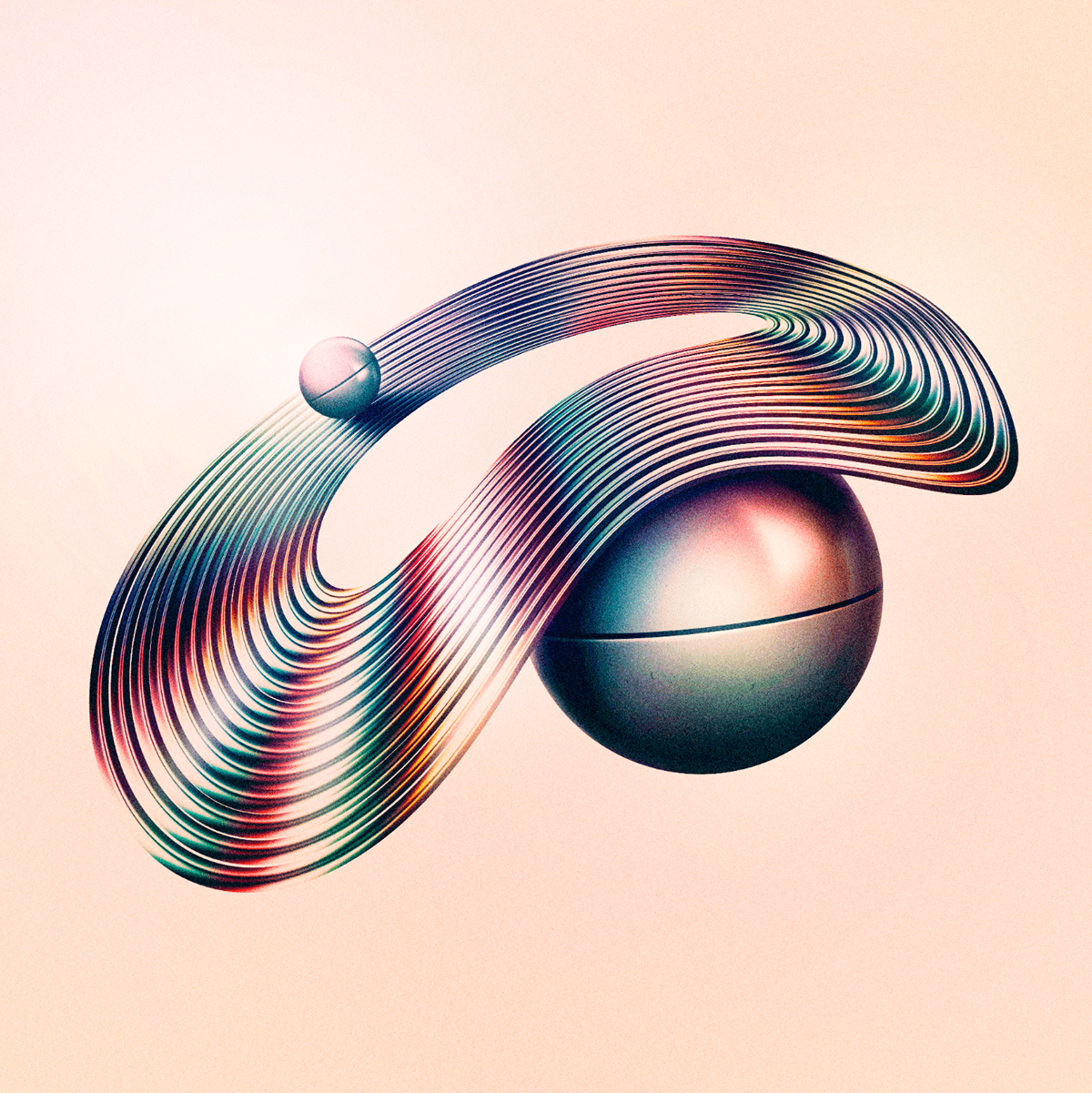 Image may contain: ball and abstract