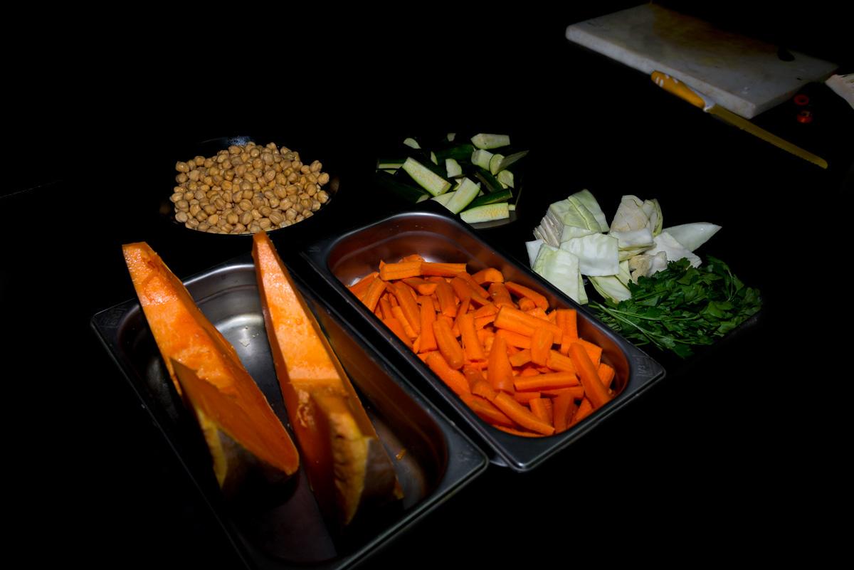 cous cous Vegetarian Food