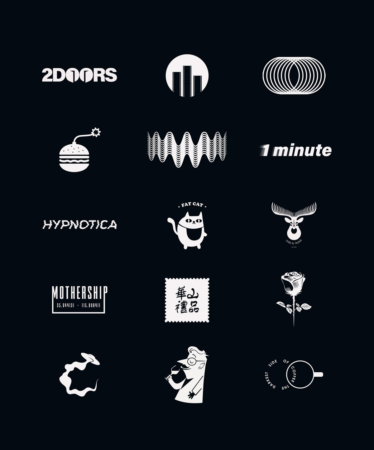branding  Branding Designer logo logo collection logofolio logomarks logos Logotype marks portfolio
