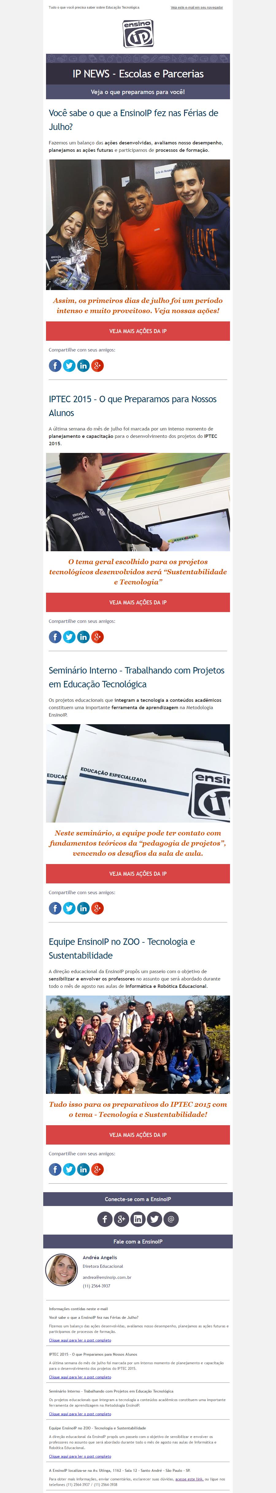 e-mail marketing newsletter Illustrator photoshop css HTML