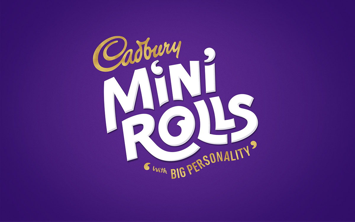 Cadburys Mini Roll Advert Cadbury Mini Rolls on Behance