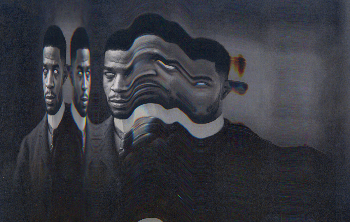 KID CUDI Man On The Moon End Of Day Art Direction Behance