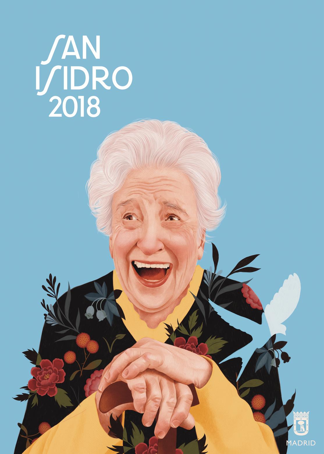 Campaña San Isidro Illustrations