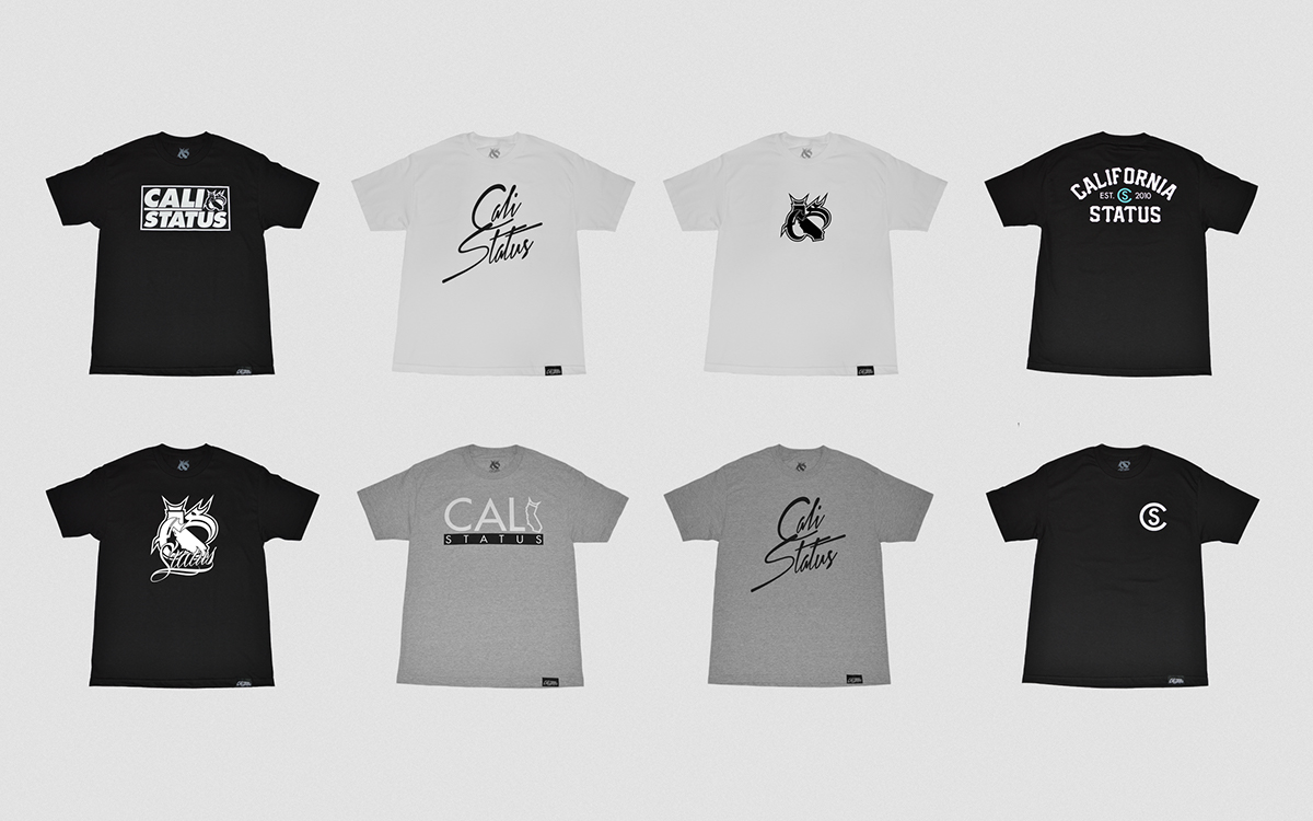 Calistatus Clothing Design On Behance