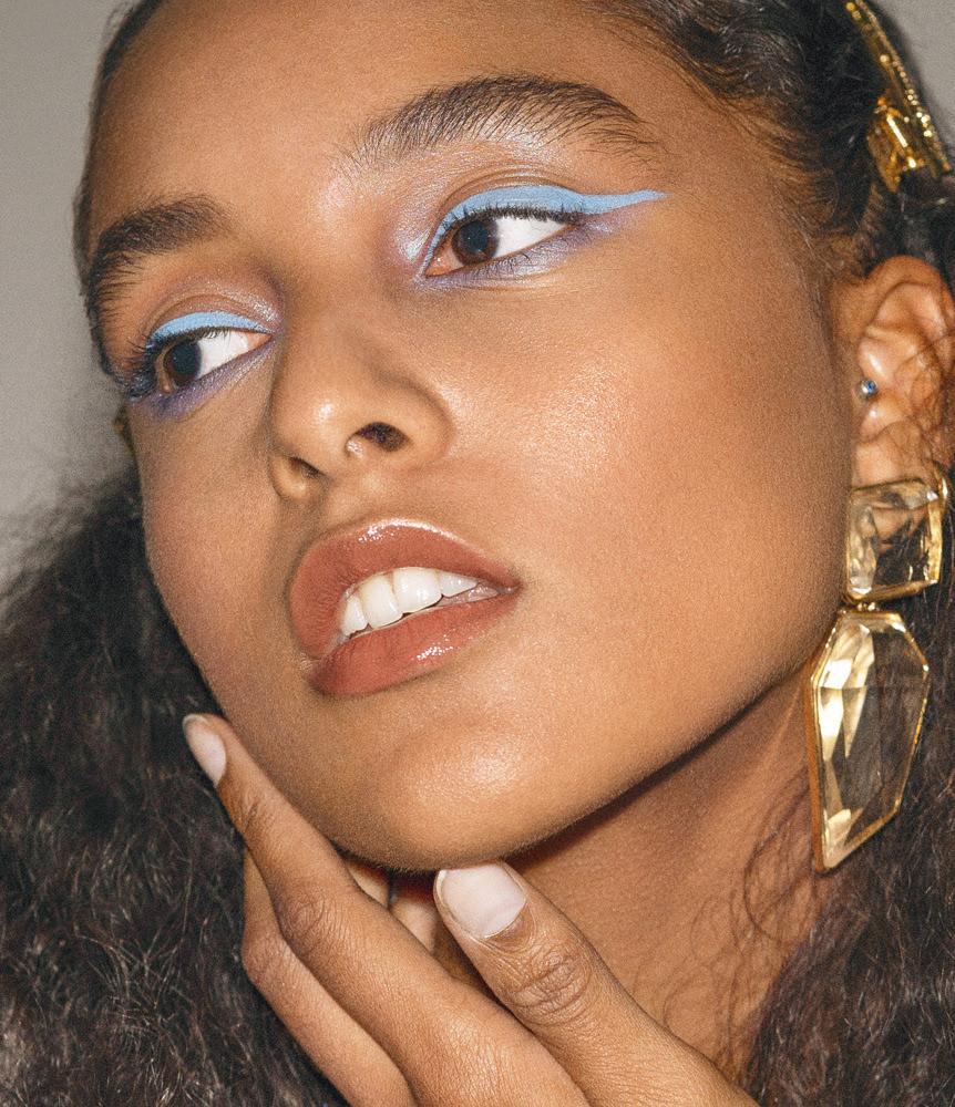 beauty Make Up portrait Post Production retouch