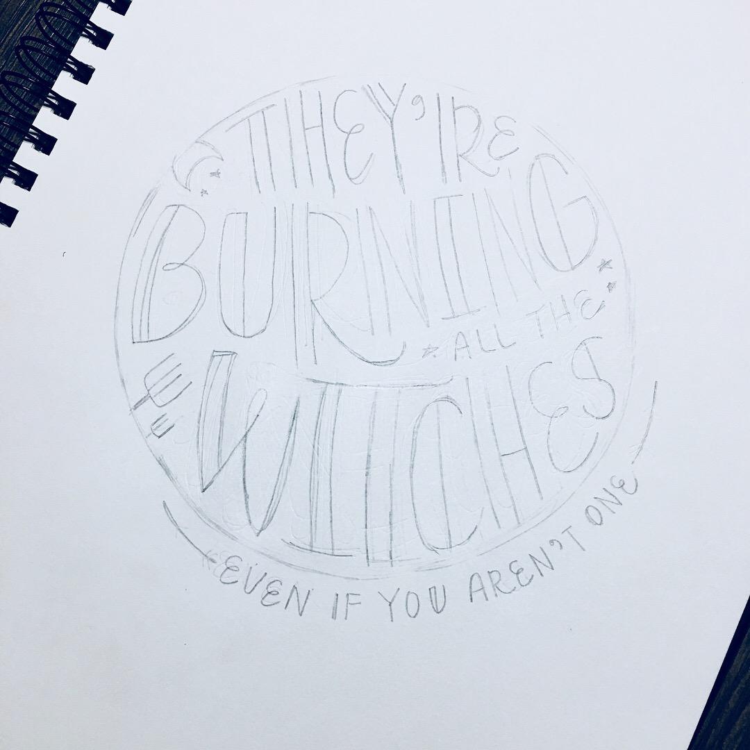 Taylor Swift Lyrics Lettering Project On Behance
