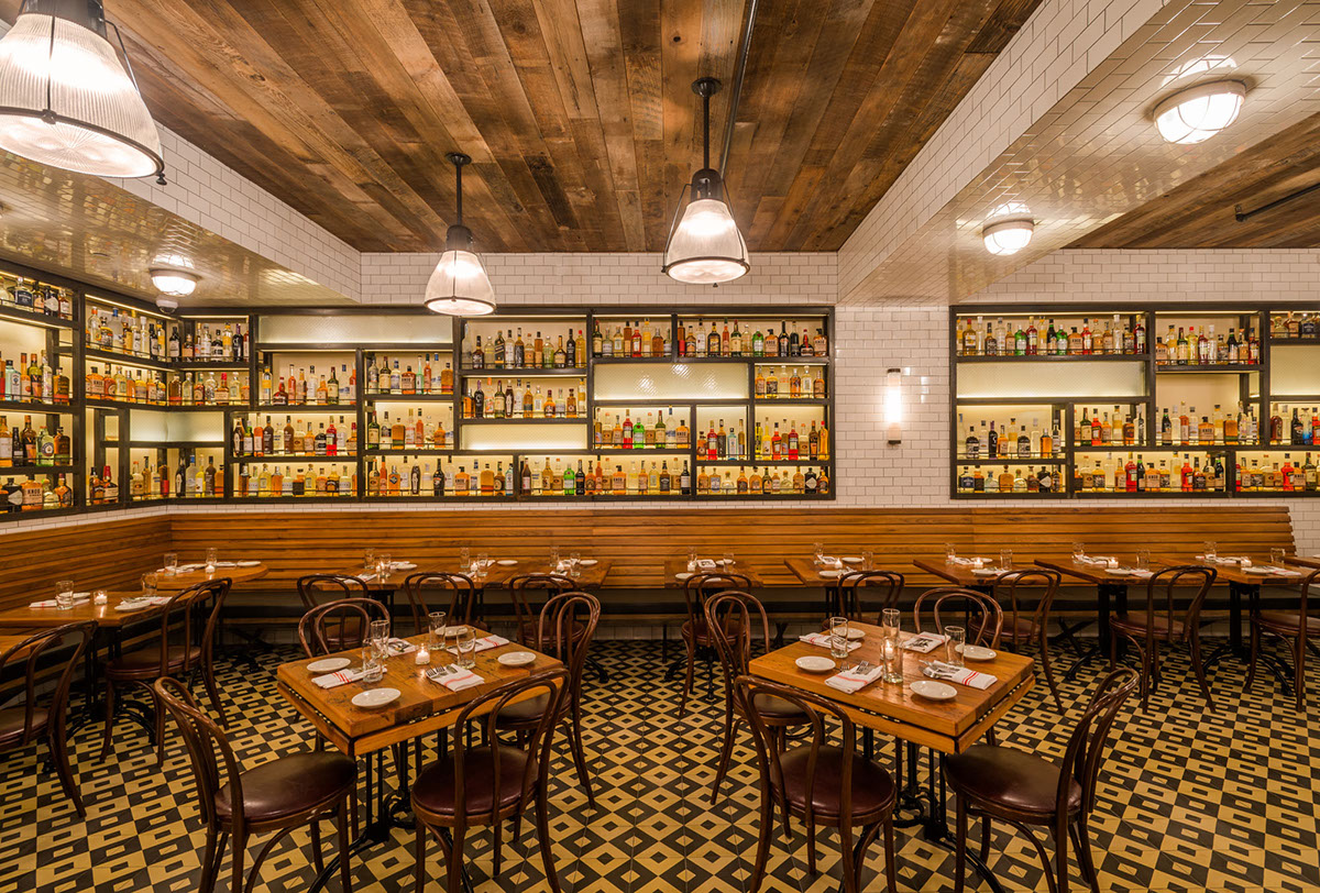 The smith restaurant east village nyc on behance