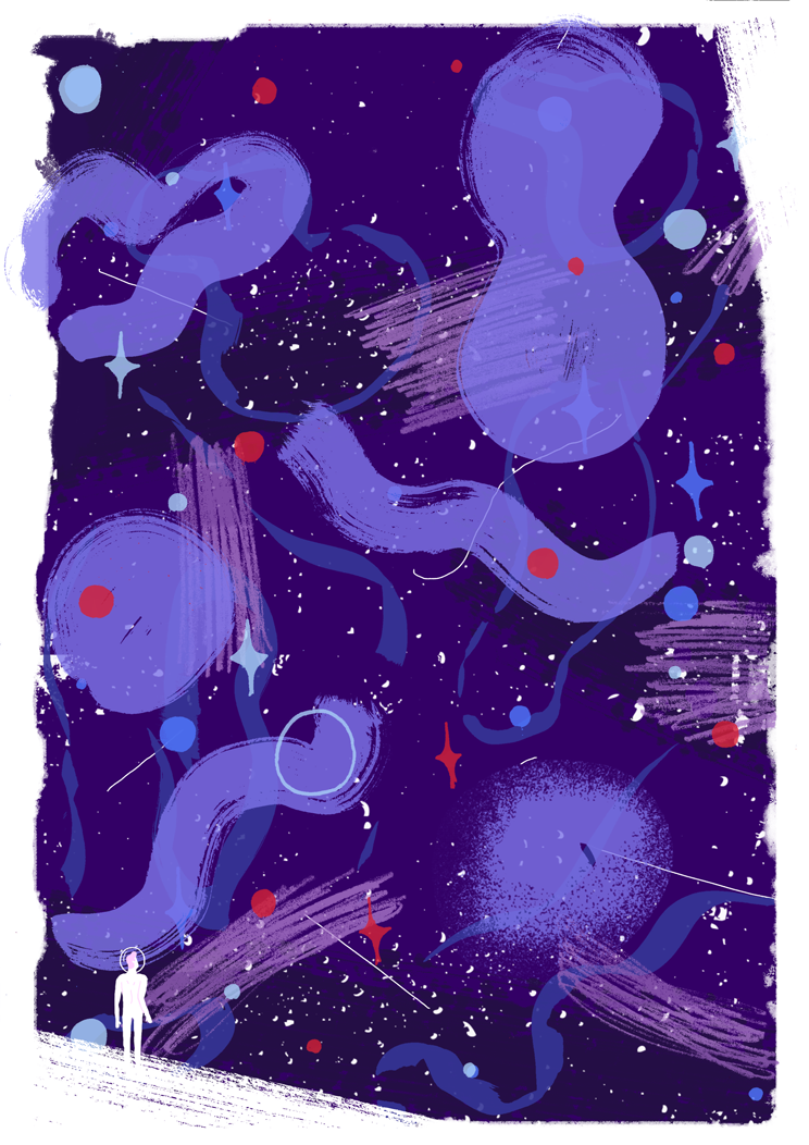 universe cosmos Space  study texture