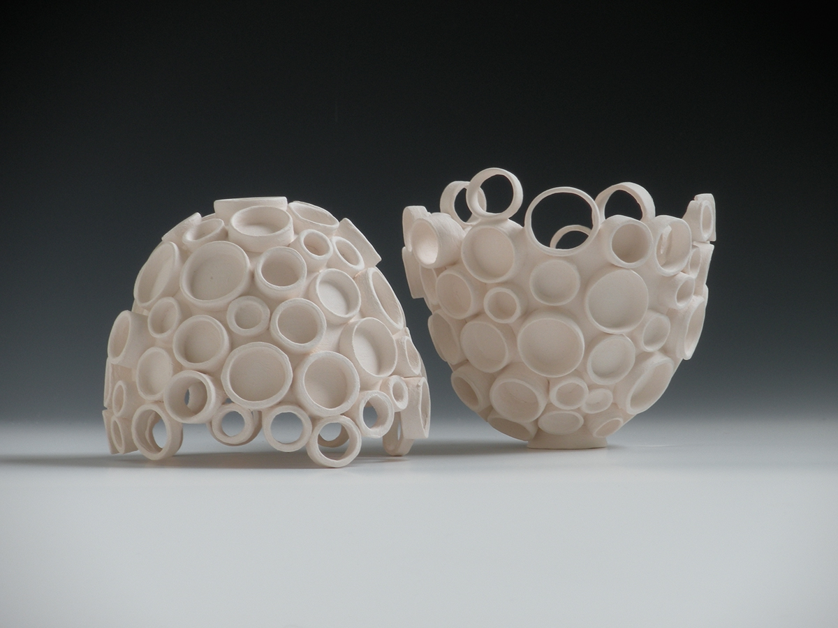 rings porcelain cups on behance