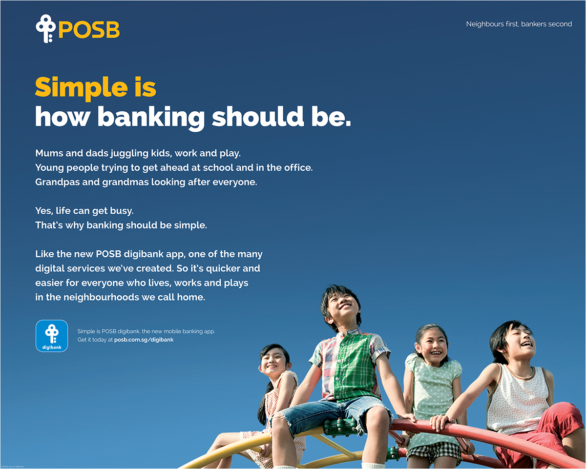 posb simple banking on behance 0 00 0 00