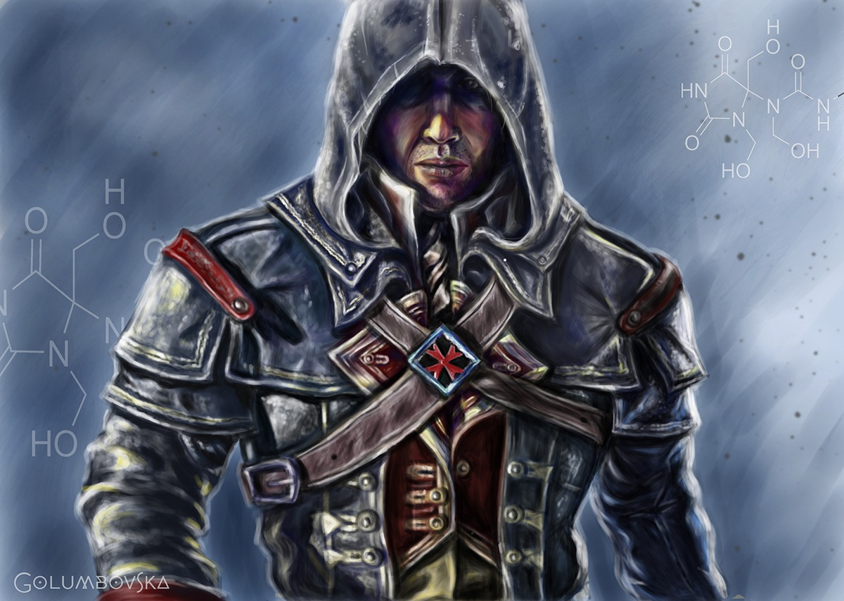 Assassin S Creed Fanart On Behance