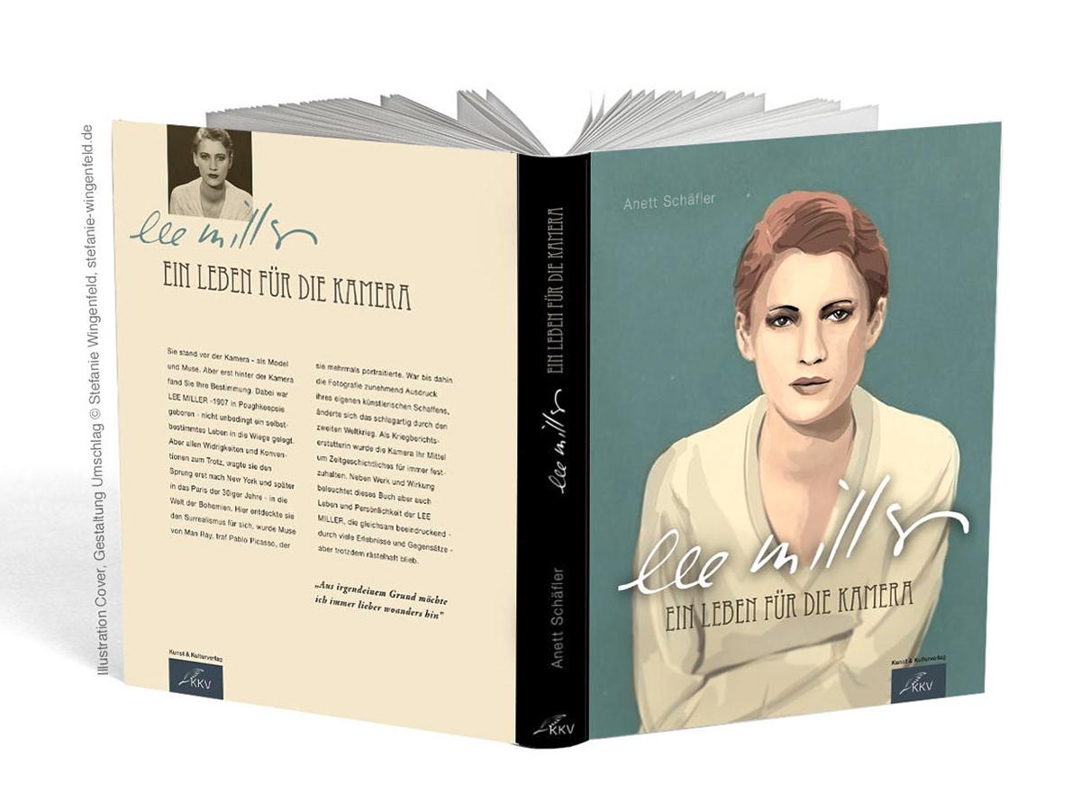adobe draw book cover design Grafikdesign ILLUSTRATION  Illustrator Stefanie Wingenfeld composing key visual