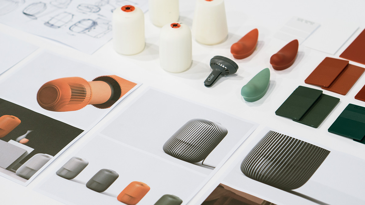 air cleaner air purifier art clair clair k diffuser industrial living objet product