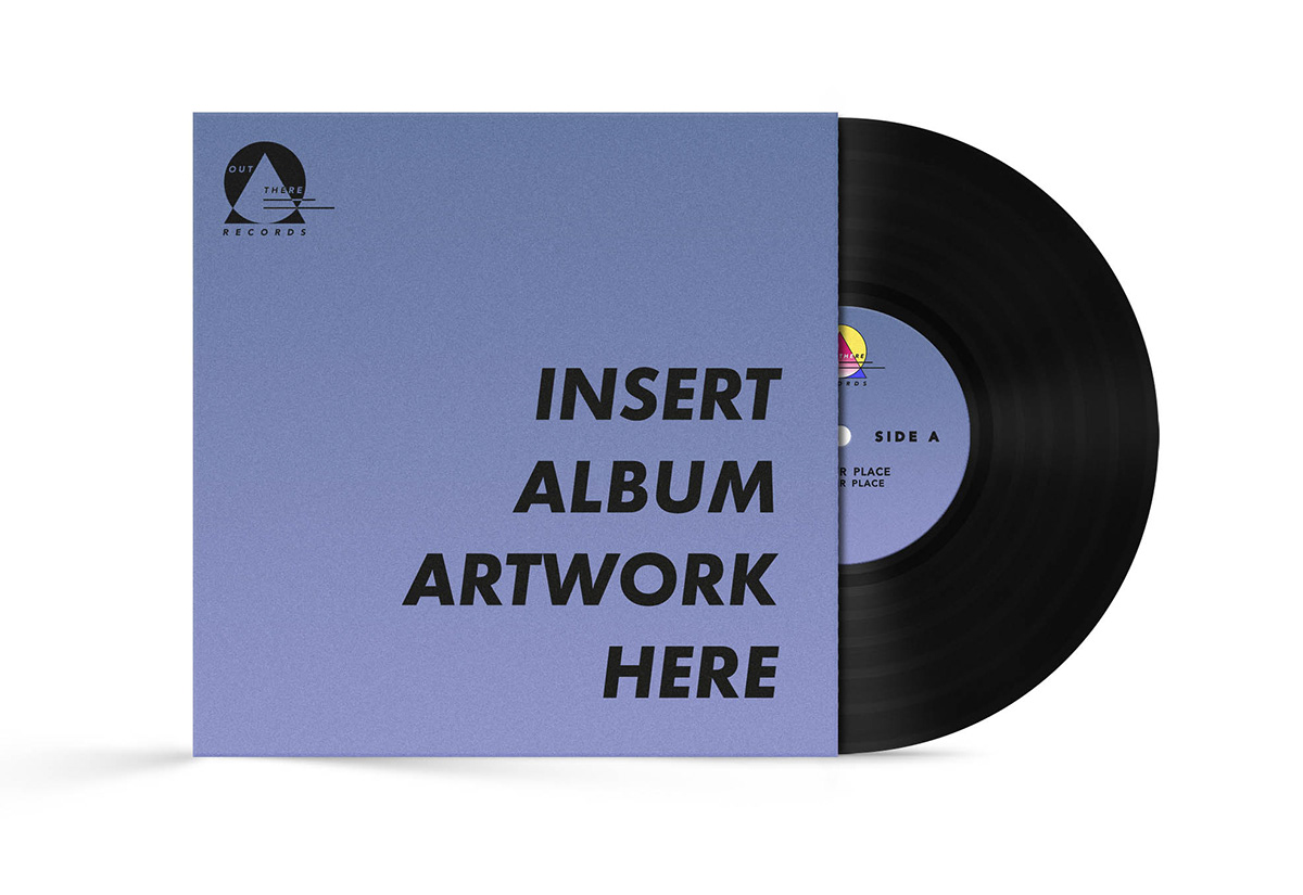 picture about Printable Vinyl Record Labels referred to as Imaginary Vinyl Background Labels upon Scholar Demonstrate
