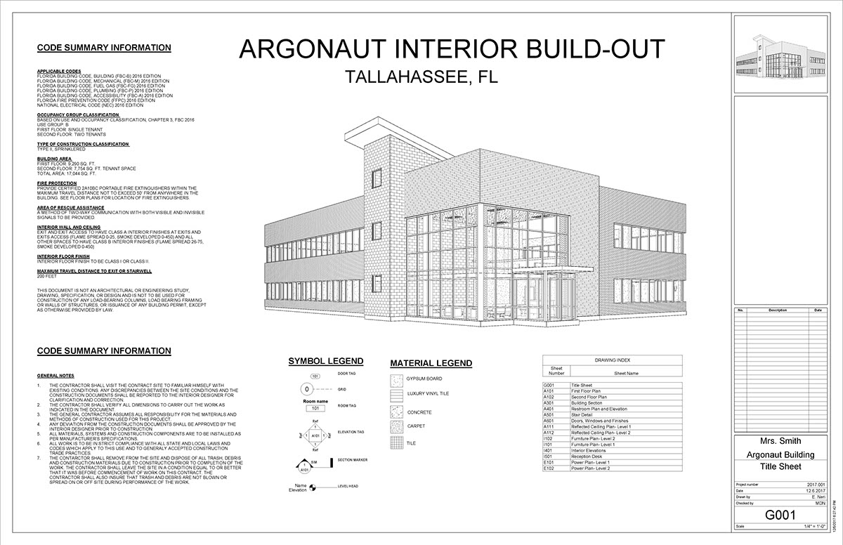 Argonaut Building on Behance