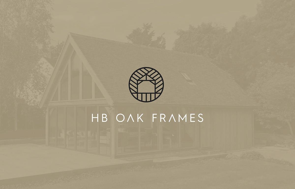 Hb Oak Frames On Behance